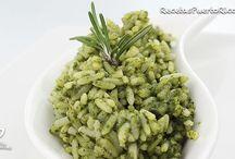 Arroz con... / Esta sección te invita a ver deliciosas recetas que puedes hacer con arroz.