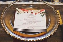 Charger Plates by I Do Events