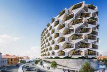 housing mix used development