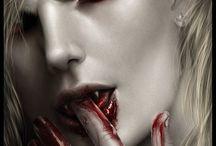 Vampires / Vampire Art