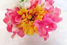 KaRoa Designs. Flores Flamenkas