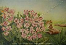 Arte Zarina Tollini / Mis trabajos como pintora, ver mas en www.facebook/CuadrosArte Decoracion