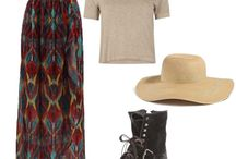 Boho Chic Fashion Ideas