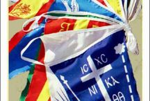 Orthodox Greek Flags and More