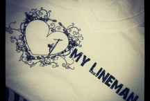 Love My Lineman / by Marla McDonald