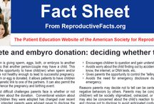 ASRM Fact Sheets / A great resource for information