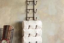 Bathroom Ideas / My New Home