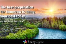 Inspirational Quotes / See the best inspirational quotes we can find