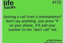 Telemarketers - How to stop