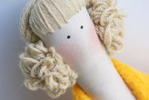 Peinados muñecas