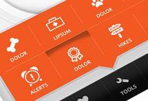 iOS and Mobile UI/UX / by Gavin Skeels