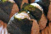 Japanesse food / My favourite