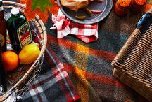 пикник осень