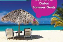 last minute dubai Summer holiday Deals