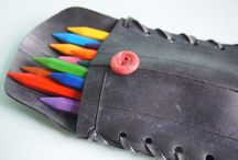 bicycle inner tube reuses / by Anna Ball