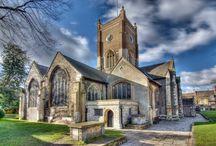 All Saints Church /