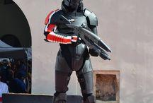 Mass Effect Shepard / My Cosplay