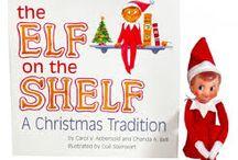 Elf on the Shelf / by Melissa Davies Designs