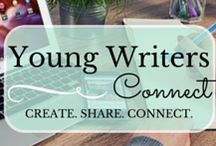 Young Writers Connect / This board is a gathering for writers and bloggers over 13. This is a place to share your work. Share your blog posts, your novel (finished, unfinished, or not even started), or your website. To join, follow one of Abby's Pinterest boards, and send her a message or comment on one of her pins.