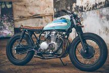 motorcyles / by Daina Lightfoot