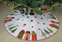 Weihnachtsbaumdecke