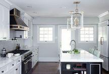 Glam Kitchens