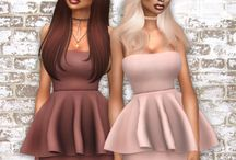 Sims 4 Girls Clothes