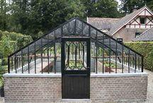 Tuinkas / ideen voor een tuinkas