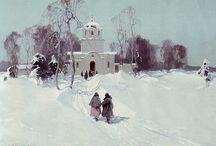 Russian Painters - Realists