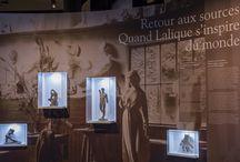 Retour aux sources - Quand Lalique s'inspire du monde. Du 24 juin au 5 novembre 2017 / http://www.musee-lalique.com/decouvrir/expositions-temporaires/retour-aux-sources-quand-lalique-sinspire-du-monde