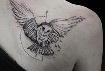 Tatto owl