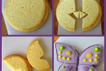 Paula month cakes ideas