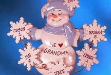 DIY Christmas Decorations / Enjoy these fun Christmas time ideas that you can do yourself.