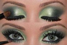 Groene Ogen Make-up