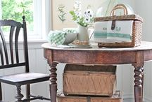 Interiør / Lamper, innredning, hjemmekos, fine farger