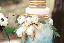 Wasserfarben-Hochzeit