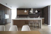 """COCINAS ESTILO CASA DE CAMPO / Inspiración de cocinas modernas con el particular estilo """"casa de campo"""""""