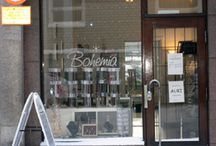 Bohemia Design / Bead shop Tampere, Finland