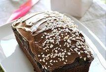 σοκολατένια κέικ