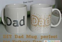 Father's day / Gift ideas for Father's day.