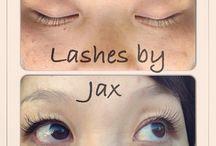Eyelash Extensions / Argyle Salon and Spa offers Cils France eyelash extensions.