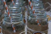 mason jars / by Abby