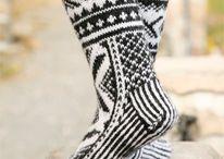 Fair Isle / Fair Isle knitting :3