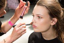 Graduate Fashion Week / Official Make Up Sponsor of Graduate Fashion Week 2015. Head Makeup Artist: Lan Nguyen-Grealis.  Photography: James Basire jamesbasire.com