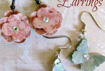 bijoux en papier