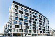 Architectures à... Wroclaw / Tour d'horizon des réalisations de Nacarat dans la ville polonaise de Wroclaw