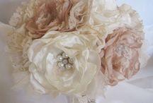 ramos de novias vintage