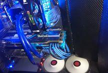 Speed Demon v3 / Pc Gamer traders build Intel gaming Assembleur Pc Watercooling Bordeaux