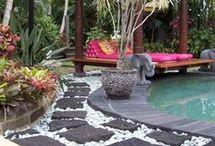Indonesian Inspiration Gardening