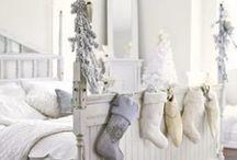 bedroom / shabby White bedroom